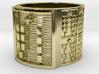 OGBEKANA Ring Size 13.5 3d printed