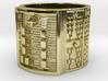 OGBEYONO Ring Size 11-13 3d printed