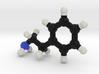 Love / Valentine Molecule: Phenylethylamine 2-PEA 3d printed