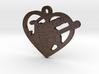 Ginetai Keychain 3d printed