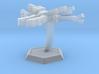 Mecha- Crusher LAM (1/937th) Aerofighter 3d printed