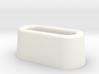 Huey Exhaust (Hirobo)  3d printed
