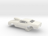 1/24 Pro Mod 68 Camaro With Scoop 3d printed