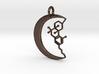 Cannivest Logo Pendant 3d printed