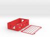 TR Fortress Maximus Jail Kit 3d printed