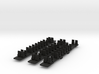ref : VOI006a   N SET CHASSIS  M1 REVERSIBLES  apr 3d printed