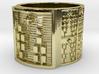 IROSODI Ring Size 13.5 3d printed