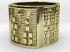 IROSOSHE Ring Size 14 3d printed