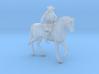 Paul Revere's Midnight Ride 3d printed