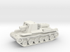 Ho-Ro tank (Japan) 1/87 3d printed