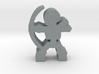 Game Piece, Skeleton Archer 3d printed