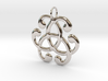 Health Harmony Therapy Celtic Knot 3d printed