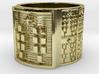 OKANADI Ring Size 13.5 3d printed