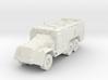 AEC Armoured Command Vehicle (British) 1/100 3d printed