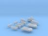 Magnet preset Ultimate B-wing conversion kit 3d printed