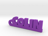 COLIN Keychain Lucky 3d printed
