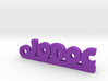 JODOC Keychain Lucky 3d printed