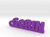 GORIN Keychain Lucky 3d printed