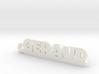 GERAUD Keychain Lucky 3d printed