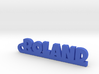 ROLAND Keychain Lucky 3d printed