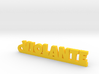 VIOLANTE Keychain Lucky 3d printed
