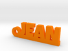 JEAN Keychain Lucky 3d printed