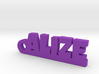 ALIZE Keychain Lucky 3d printed