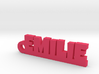 EMILIE Keychain Lucky 3d printed