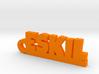 ESKIL Keychain Lucky 3d printed
