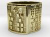 IKATURA Ring Size 11-13 3d printed