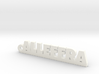 ALLEFFRA Keychain Lucky 3d printed