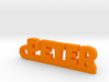 PETER Keychain Lucky 3d printed