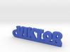 VIKTOR Keychain Lucky 3d printed