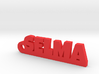 SELMA Keychain Lucky 3d printed