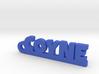 COYNE Keychain Lucky 3d printed
