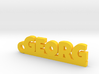 GEORG Keychain Lucky 3d printed