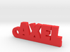 AXEL Keychain Lucky 3d printed