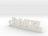 RAKEL Keychain Lucky 3d printed
