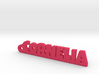 CORNELIA Keychain Lucky 3d printed
