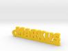 MARKUS Keychain Lucky 3d printed