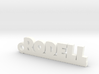 RODELL Keychain Lucky 3d printed