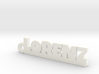 LORENZ Keychain Lucky 3d printed