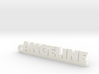 ANGELINE Keychain Lucky 3d printed