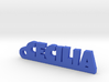 CECILIA Keychain Lucky 3d printed