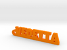 VEDETTA Keychain Lucky 3d printed