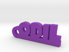 ODIL Keychain Lucky 3d printed