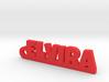 ELVIRA Keychain Lucky 3d printed