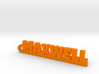 MAXWELL Keychain Lucky 3d printed