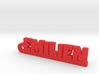 EMILIEN Keychain Lucky 3d printed
