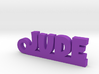 JUDE Keychain Lucky 3d printed